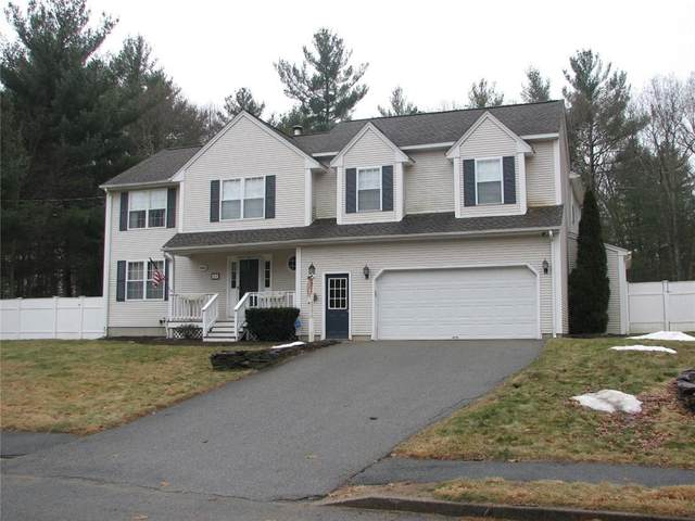 213 Lynne Lane, Burrillville, RI 02839 (MLS #1273638) :: The Martone Group