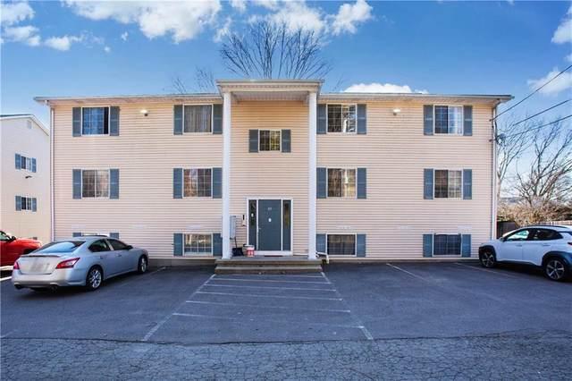 22 Oak Street 1B, North Providence, RI 02911 (MLS #1273693) :: Edge Realty RI