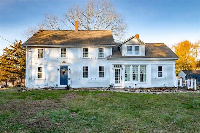 491 Field Hill Road, Scituate, RI 02815 (MLS #1273706) :: The Martone Group