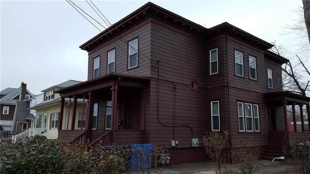 20 Henry Street, Cranston, RI 02905 (MLS #1273728) :: The Seyboth Team