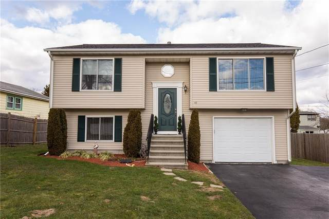 47 Falmouth Street, Johnston, RI 02919 (MLS #1273747) :: The Martone Group