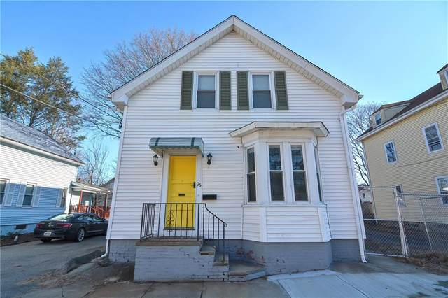 76 Ralph Street, Providence, RI 02909 (MLS #1273748) :: The Seyboth Team