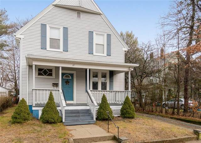 27 Andrews Street, Woonsocket, RI 02895 (MLS #1273768) :: Spectrum Real Estate Consultants