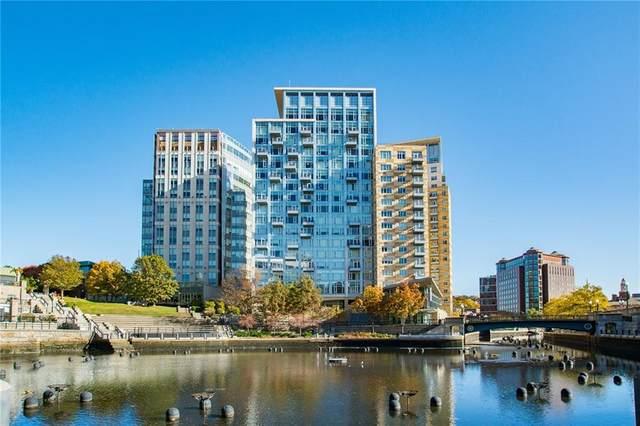 100 Exchange Street #707, Providence, RI 02903 (MLS #1273773) :: Onshore Realtors