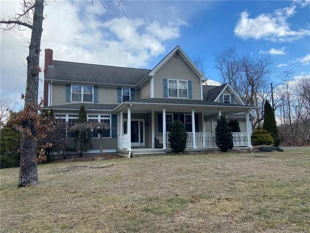 61 Taylor Road, Johnston, RI 02919 (MLS #1273832) :: The Martone Group