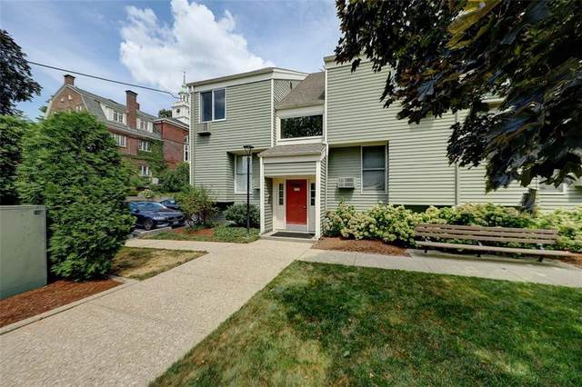 274 South Main Street #26, East Side of Providence, RI 02903 (MLS #1273897) :: Alex Parmenidez Group