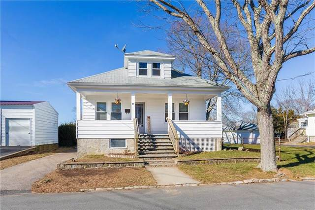 45 Sweet Briar Avenue, East Providence, RI 02915 (MLS #1273955) :: The Martone Group