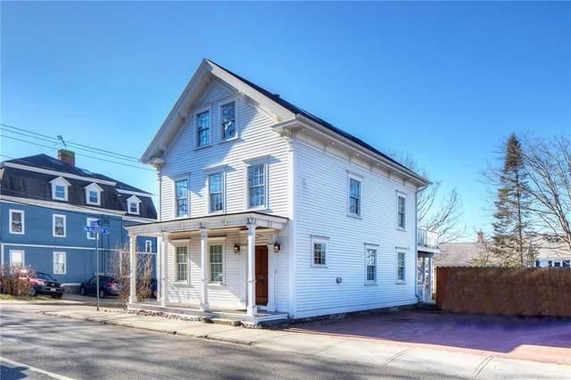 495 Spring Street, Newport, RI 02840 (MLS #1274073) :: The Martone Group