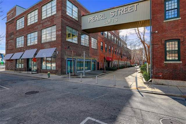 304 Pearl Street #207, Providence, RI 02907 (MLS #1274116) :: The Martone Group