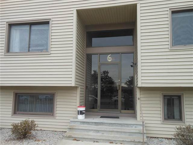 196 Old River Road #135, Lincoln, RI 02865 (MLS #1274236) :: Westcott Properties