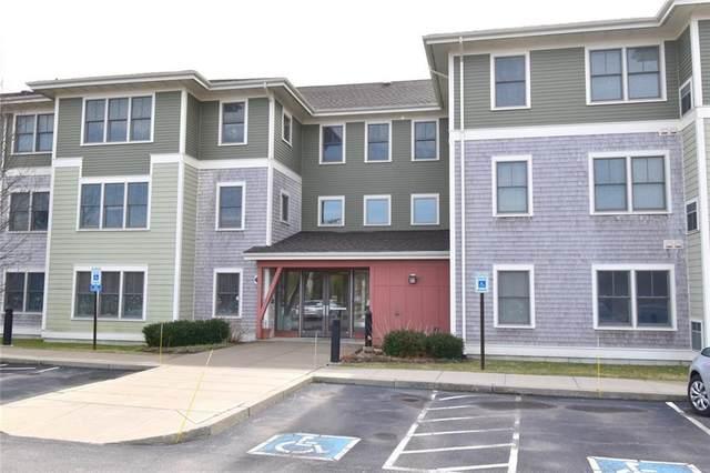 200 Clarke Road #304, Narragansett, RI 02882 (MLS #1274476) :: Alex Parmenidez Group