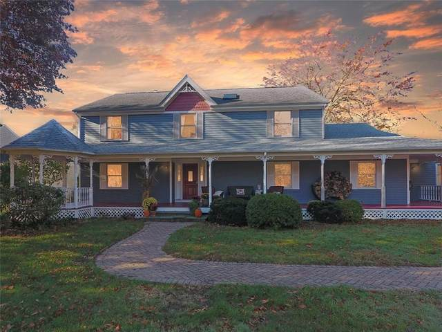 118 Oakwoods Drive, South Kingstown, RI 02879 (MLS #1274697) :: Onshore Realtors