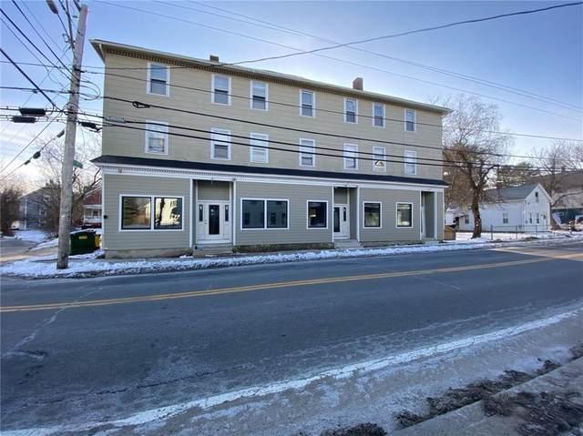 361 Chapel Street, Burrillville, RI 02830 (MLS #1274707) :: The Martone Group