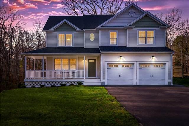 575 Steere Farm Road, Burrillville, RI 02830 (MLS #1274769) :: Spectrum Real Estate Consultants