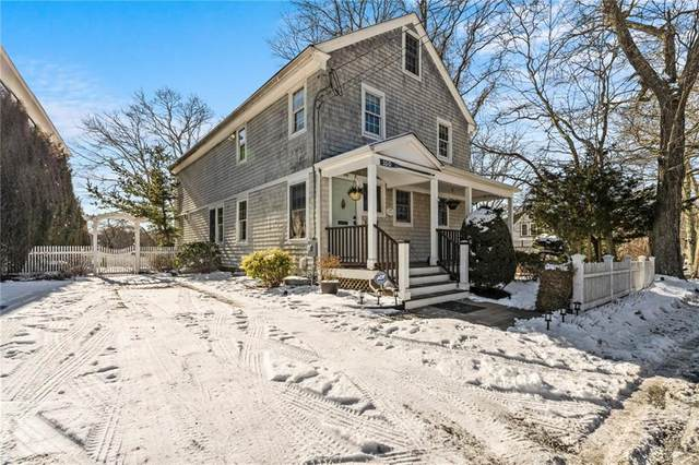 100 Phillips Street, North Kingstown, RI 02852 (MLS #1274801) :: The Martone Group