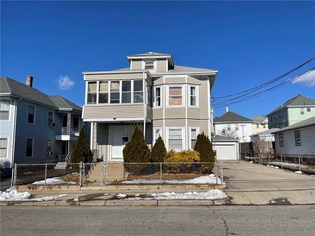 27 Foss Avenue, Pawtucket, RI 02860 (MLS #1274950) :: The Martone Group