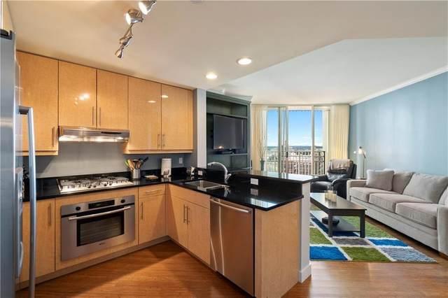 1 West Exchange Street #1901, Providence, RI 02903 (MLS #1274992) :: Westcott Properties