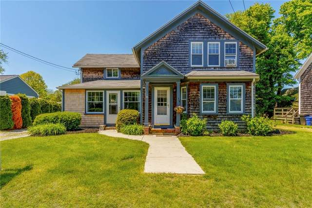 15 Prospect Avenue, Narragansett, RI 02882 (MLS #1274999) :: The Martone Group