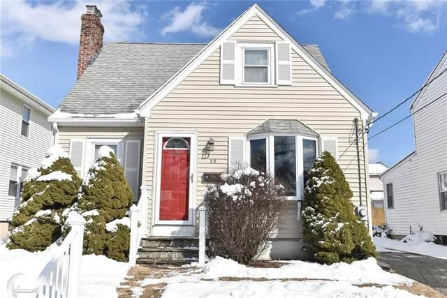 35 Ivanhoe Street, Cranston, RI 02910 (MLS #1275071) :: revolv
