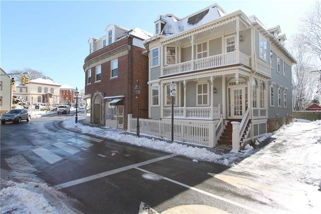 63 Touro Street B, Newport, RI 02840 (MLS #1275150) :: The Martone Group