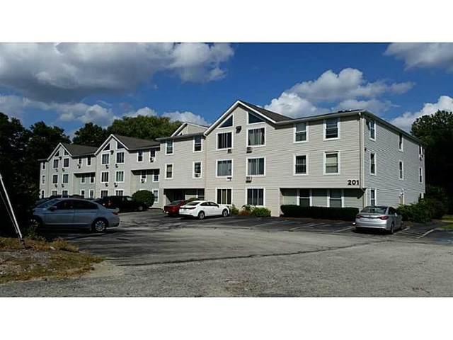201 Woodlawn Avenue #106, North Providence, RI 02911 (MLS #1275261) :: The Martone Group