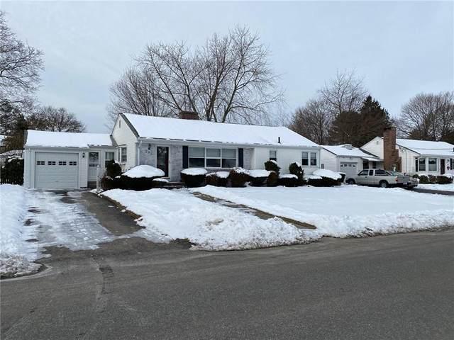 295 Lawnacre Drive, Cranston, RI 02920 (MLS #1275340) :: The Martone Group