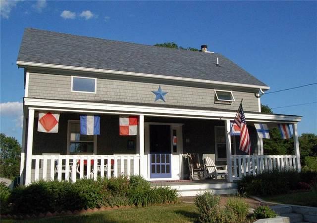 1254 Connecticut Avenue, Block Island, RI 02807 (MLS #1275353) :: Spectrum Real Estate Consultants