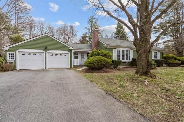 1470 Phenix Avenue, Cranston, RI 02921 (MLS #1275443) :: Westcott Properties