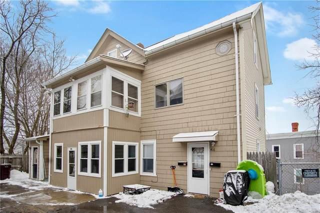 416 Carrington Avenue, Woonsocket, RI 02895 (MLS #1275467) :: Spectrum Real Estate Consultants