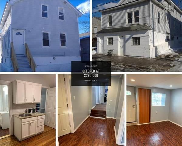 127 Ruggles Street, Providence, RI 02908 (MLS #1275520) :: The Martone Group