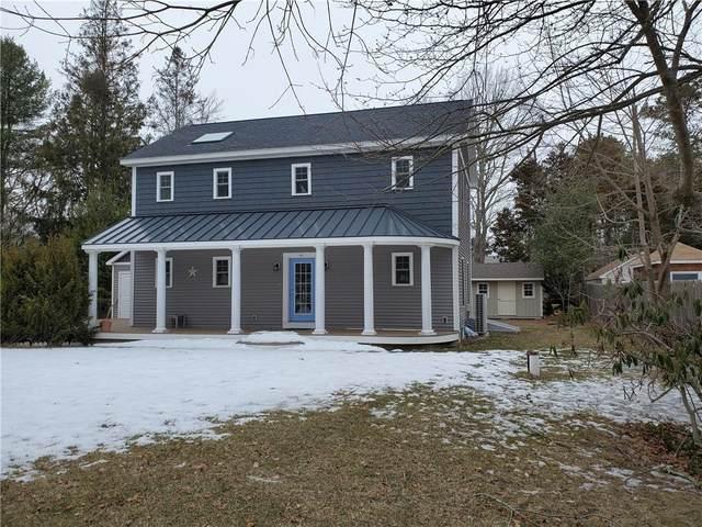 48 Tucker Street, Charlestown, RI 02813 (MLS #1275599) :: Edge Realty RI