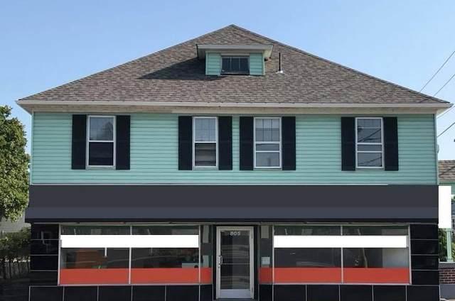 805 Central Avenue, Pawtucket, RI 02861 (MLS #1275612) :: The Martone Group