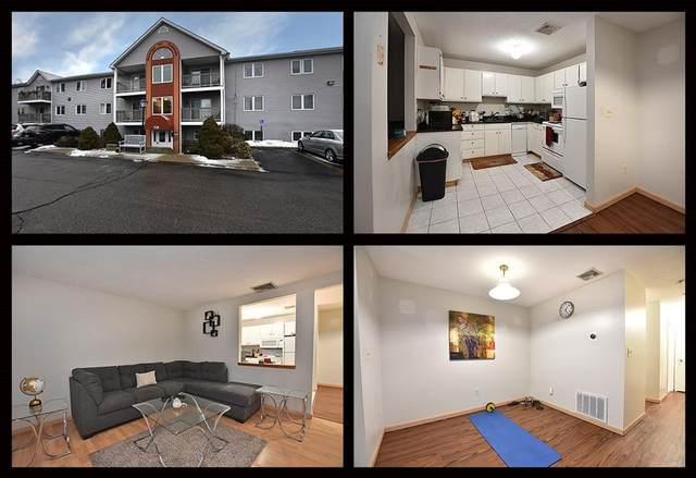 728 Beverage Hill Avenue #3, Pawtucket, RI 02861 (MLS #1275642) :: The Martone Group