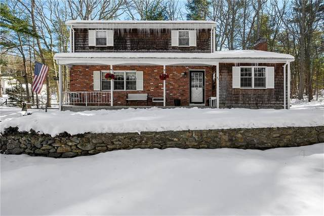45 Maplewood Drive, Glocester, RI 02857 (MLS #1275697) :: Anytime Realty
