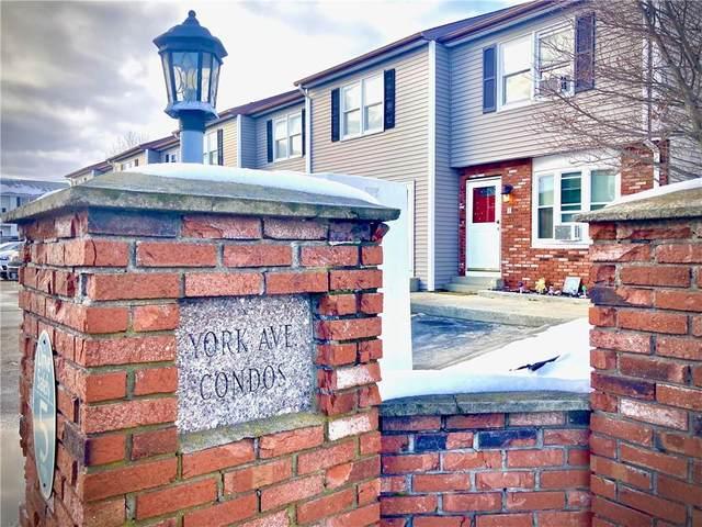 300 York Avenue #6, Pawtucket, RI 02860 (MLS #1275796) :: The Martone Group