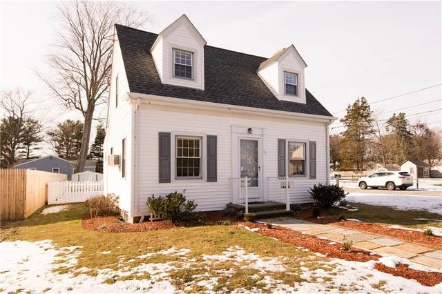111 George Arden Avenue, Warwick, RI 02886 (MLS #1275923) :: Westcott Properties