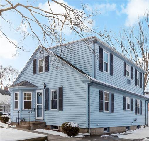 135 Bishop Avenue, East Providence, RI 02916 (MLS #1275933) :: The Martone Group