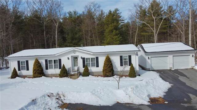 36 Spruce Brook Road, Scituate, RI 02857 (MLS #1275978) :: The Martone Group