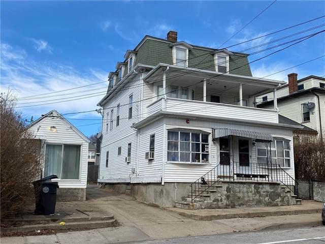 672 Providence Street, West Warwick, RI 02893 (MLS #1276054) :: Westcott Properties