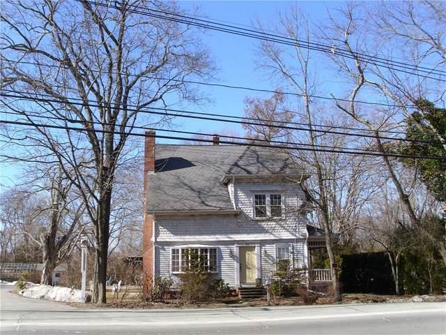 831 Tower Hill Road, North Kingstown, RI 02852 (MLS #1276097) :: Westcott Properties