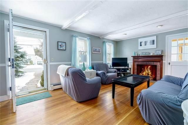 43 Hillard Avenue, Warwick, RI 02886 (MLS #1276114) :: The Martone Group