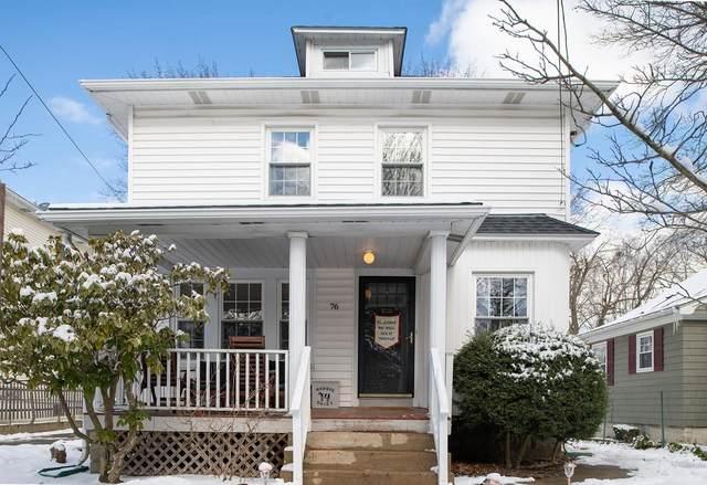 76 Hillside Avenue, East Side of Providence, RI 02906 (MLS #1276129) :: The Martone Group