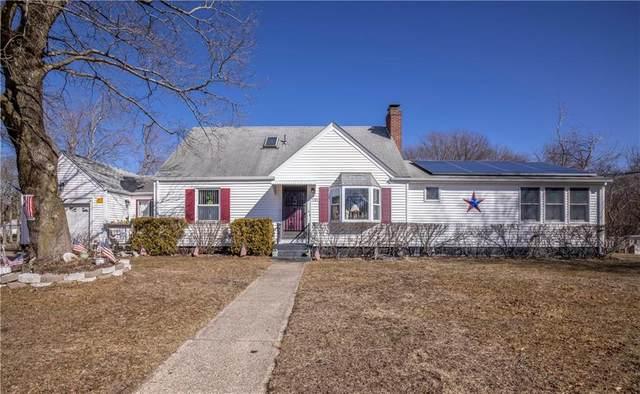 1201 Newman Avenue, Seekonk, MA 02771 (MLS #1276138) :: Spectrum Real Estate Consultants