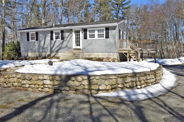 40 Pound Road, Glocester, RI 02814 (MLS #1276155) :: Spectrum Real Estate Consultants