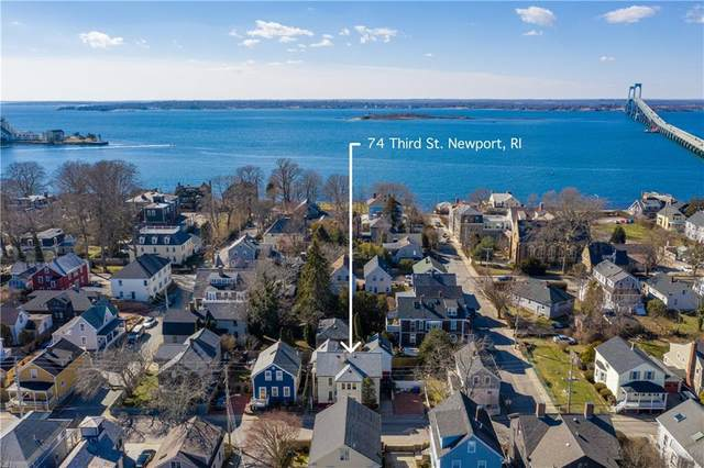 74 Third Street, Newport, RI 02840 (MLS #1276299) :: Edge Realty RI