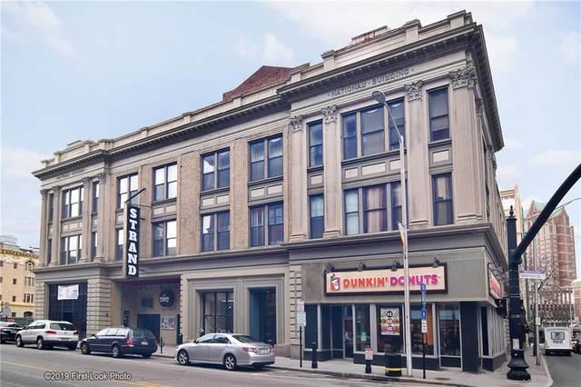 79 Washington Street #310, Providence, RI 02903 (MLS #1276394) :: revolv