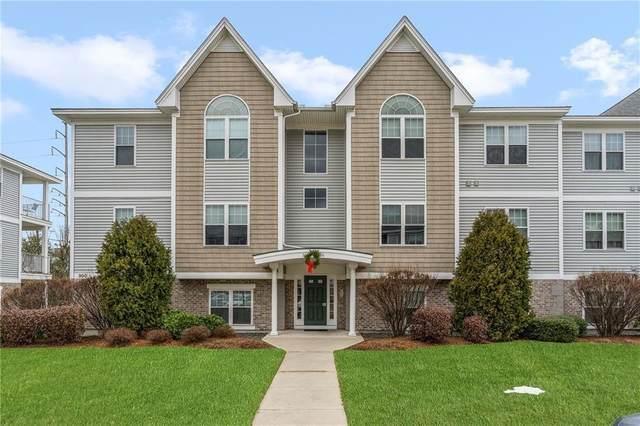 200 Roger Williams Avenue #112, East Providence, RI 02916 (MLS #1276549) :: Century21 Platinum