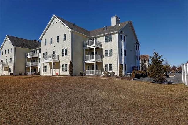 20 Saw Mill Drive #302, North Kingstown, RI 02852 (MLS #1276630) :: Welchman Real Estate Group