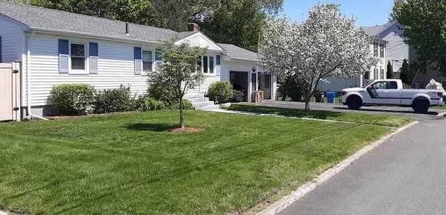 170 Zinnia Drive, Cranston, RI 02920 (MLS #1276676) :: Nicholas Taylor Real Estate Group