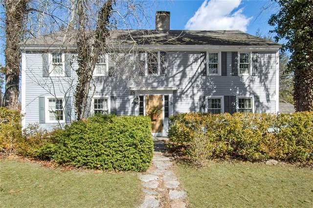 444 Woodville Road, Hopkinton, RI 02833 (MLS #1276729) :: Spectrum Real Estate Consultants